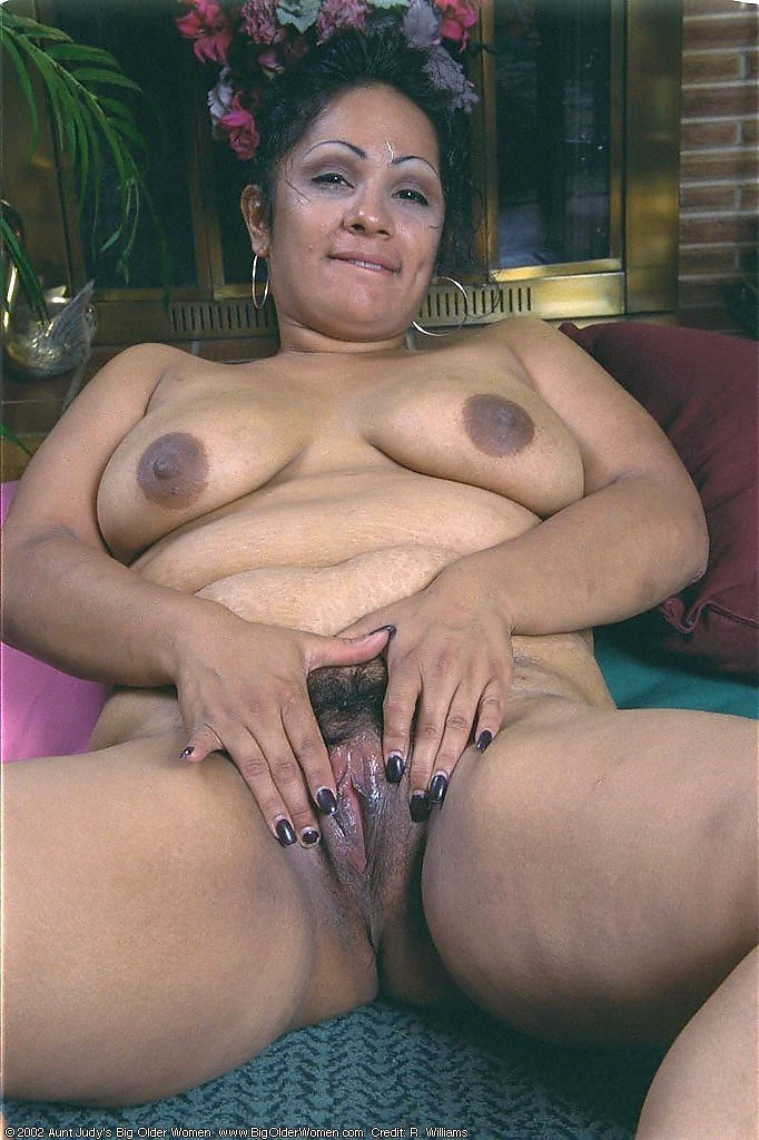 latin mature woman