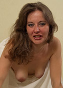 Gorgeous 39 year old ATK hairy mature OLGA -- this is the hotter OLGA - not ...