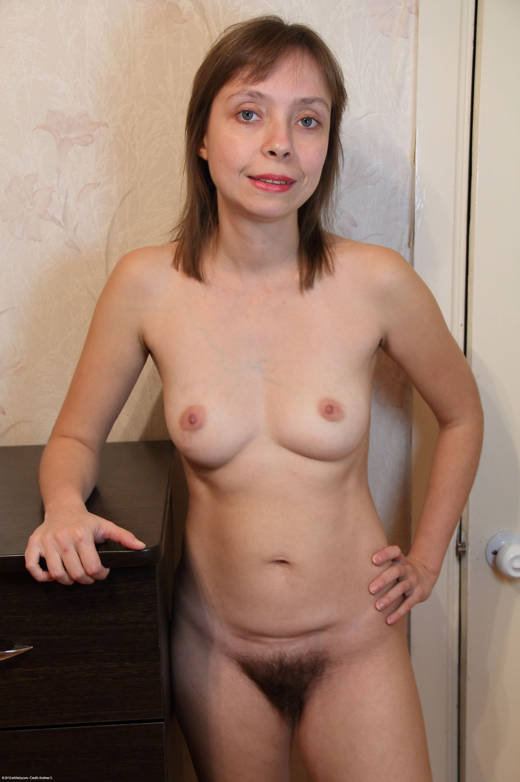 sabrina hairy mature women