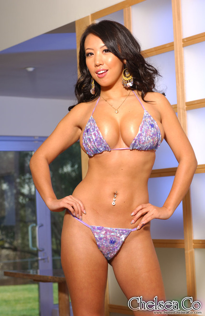 Bikini Alexis Love is one of those petite girls that charm every man that crosses ...